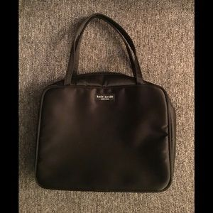 Vintage Kate Spade Nylon Cosmetics Bag